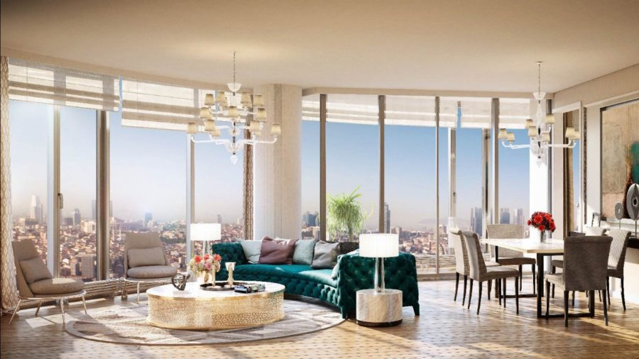 The Highest ROI at Istanbul's most prestigious project | RSI-11