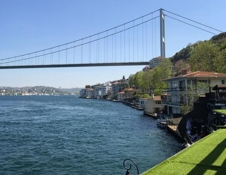 The most beautiful areas of Istanbul overlooking the Bosphorus 3 Istanbul